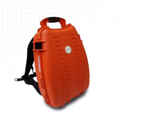 DOT Telemedicine Backpack by swyMed