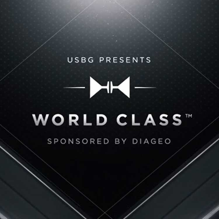 Have a look at how the first-ever virtual USBG Presents World Class sponsored by Diageo was created.