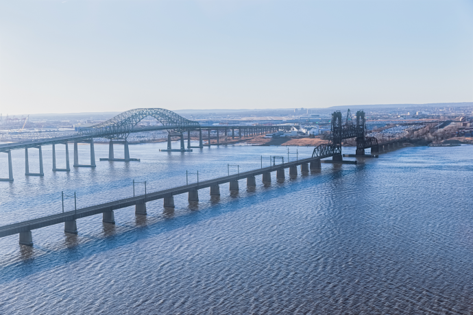 SC7130-UVB coated on existing protective coating extends the life for decades